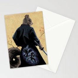 47 Furious Tails, Issue One cover art Stationery Cards