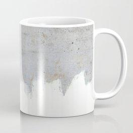 Painting on Raw Concrete Coffee Mug