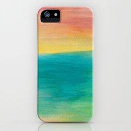 Ocean Sunset Series, 3 iPhone Case