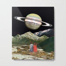 Wonderment Metal Print