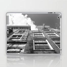 Dutch architecture in Amsterdam Laptop & iPad Skin