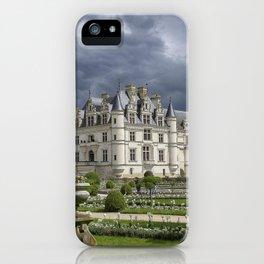 Chateau de Chenonceaux iPhone Case