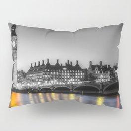 Westminster At Night Pillow Sham