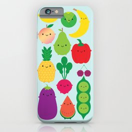 5 A Day iPhone Case