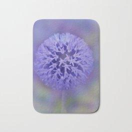 dreamy pastel flowers -5- Bath Mat