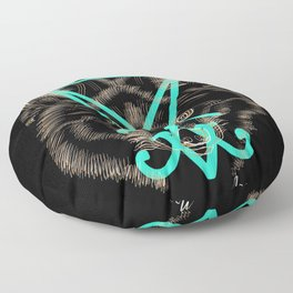 Foxifer Floor Pillow