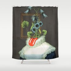 Another Portrait Disaster · G4 Shower Curtain
