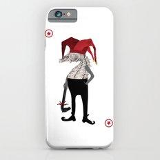 Red Joker iPhone 6s Slim Case