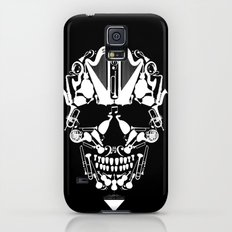 MUSICAL SKULL Galaxy S5 Slim Case