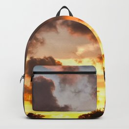 Beautiful Sunset Backpack