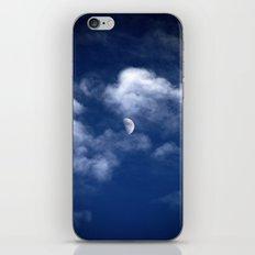 Waxing Gibbous iPhone & iPod Skin