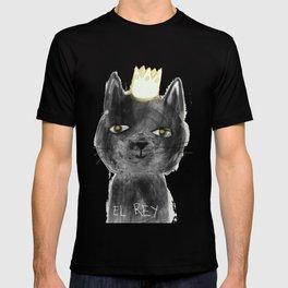 El Rey, The black cat T-shirt