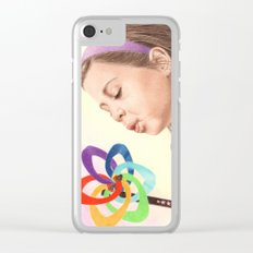 Child's Toy Clear iPhone Case
