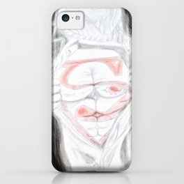 Clark Kent iPhone Case