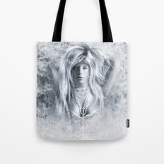 Pretty Storm Tote Bag