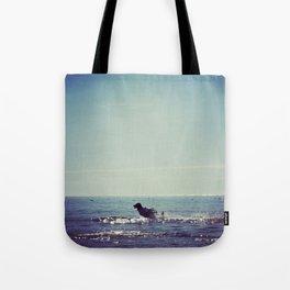 Serie #uneviedechien // 4/20 Tote Bag