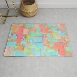 Coral Coterie Rug