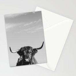 Hearty Highland  Stationery Cards