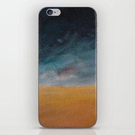 Building Storm iPhone Skin