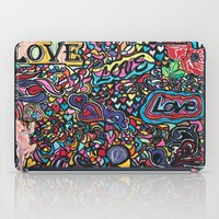 valentine iPad Cases featuring Valentine by Michelle Renee Artistry