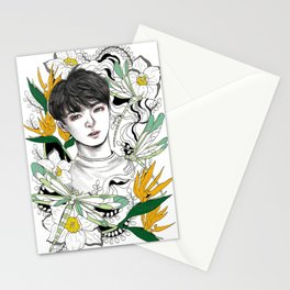 BTS Jungkook Stationery Cards