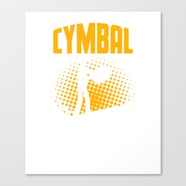 Funny Triangle T-Shirt Xmas Gift Canvas Print