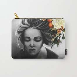 Blossom Blonde Carry-All Pouch
