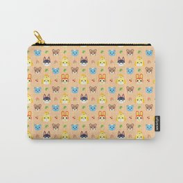 Animal Crossing - Peach Carry-All Pouch