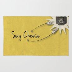 Say Cheese Rug