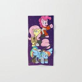 Star Ponies - The New Trilogy Hand & Bath Towel