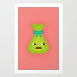 Party Goodie Bag Art Print