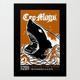 Cro-Mags Art Print