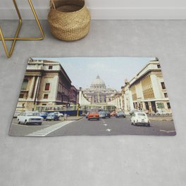 Vintage Florence Italy #italy #travel Rug