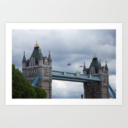 London Bridge 1 Art Print