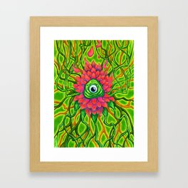 Eyeris Framed Art Print