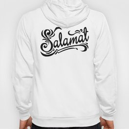 Salamat means Thank You! Hoody
