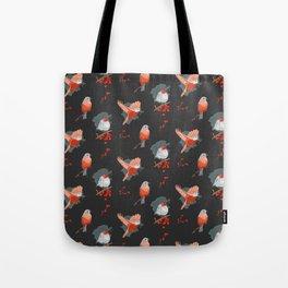 Birs pattern Tote Bag