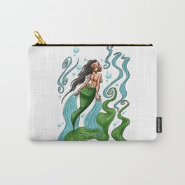 Iara, legend of Brazilian folklore Carry-All Pouch