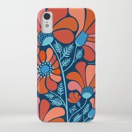 Flower Power IV iPhone Case