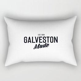Galveston Made #1 Rectangular Pillow