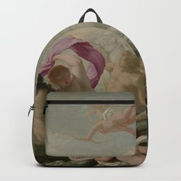 Eustache Le Sueur Marine Gods Pay Homage To Love Backpack
