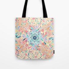 Paradise Doodle Tote Bag