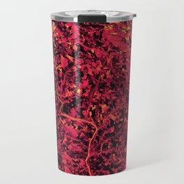 Fuchsia Fields - Ukraine Travel Mug