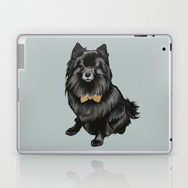 Ozzy the Pomeranian Mix Laptop & iPad Skin