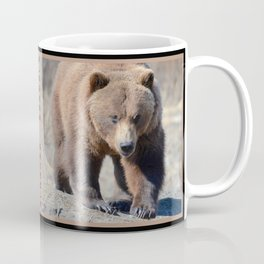 Alaskan Grizzly Bear - Spring Coffee Mug