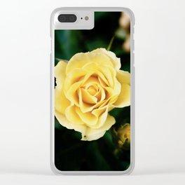 Bright Love Clear iPhone Case