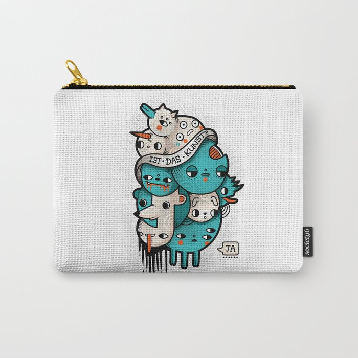 Ist Das Kunst? Carry-All Pouch