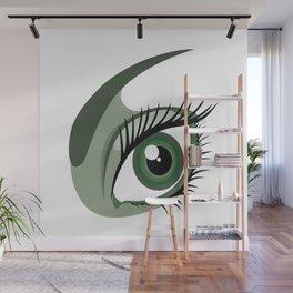 Eye Catching Wall Mural