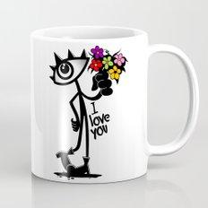 Eye - I love You Mug