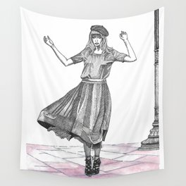 PARISIENNE Wall Tapestry